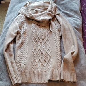 New York & Company cowl neck sweater